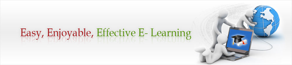 E -Learning solutions